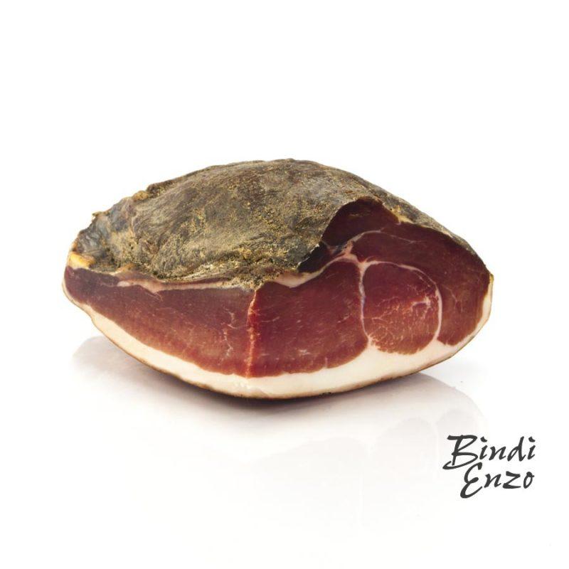 coscia di maiale stagionata senza osso