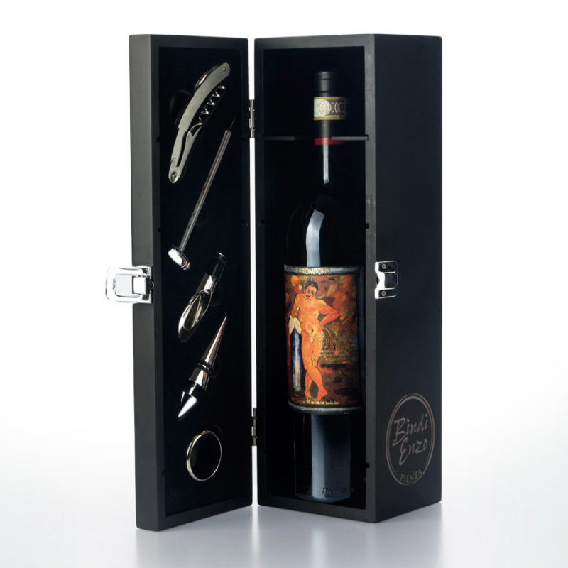 kit sommelier con brunello