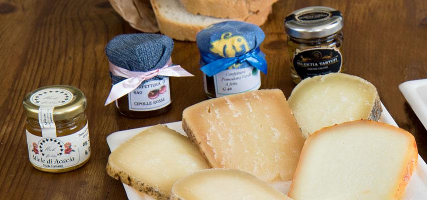 abbinare il formaggio con la confettura
