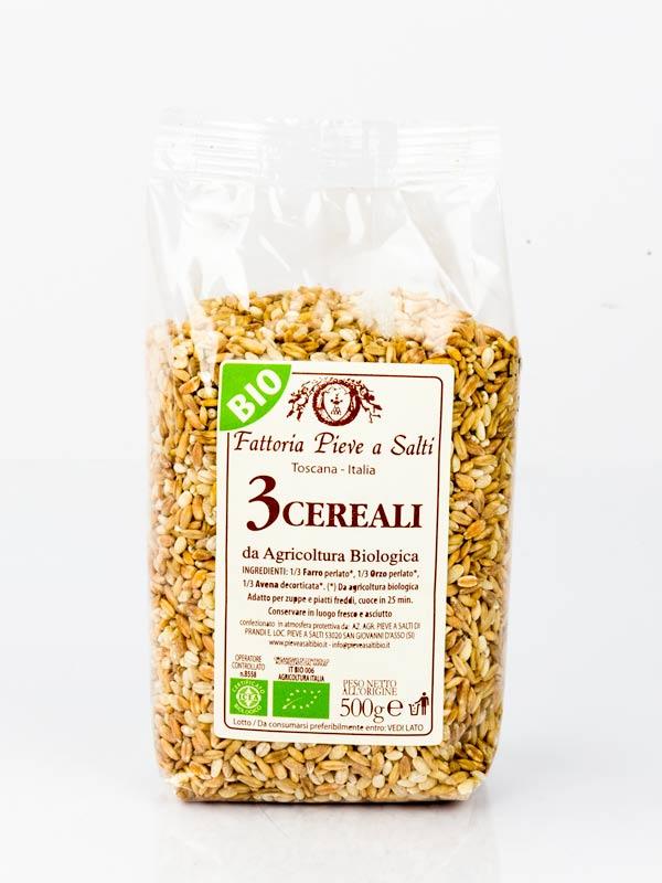 zuppa biologia ai 3 cereali